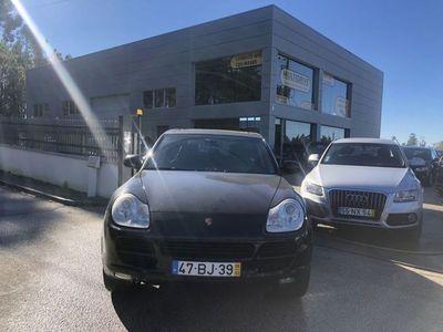 used Porsche Cayenne gpl