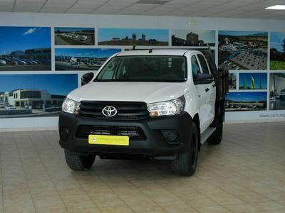 usado Toyota HiLux VIII Pick-up 4X2 2.4 D 150CV