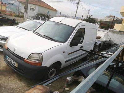 usado Renault Kangoo 1.9d