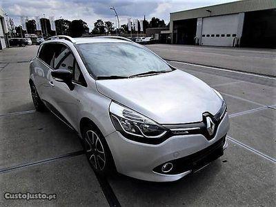 usado Renault Clio Break DCI 90 CV, GPS
