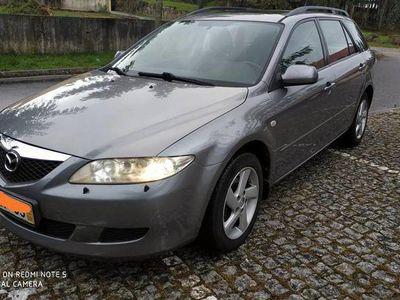 usado Mazda 6 2.0 d