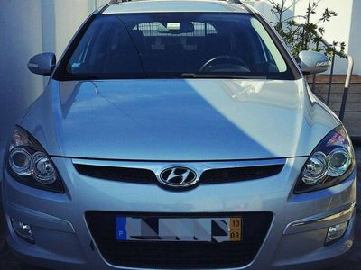 gebraucht Hyundai i30 CW 1.6 128cv