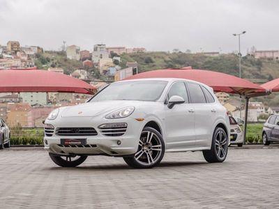 usado Porsche Cayenne 3.0 V6 Pack Chrono