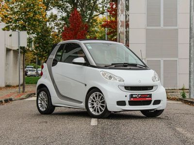 usado Smart ForTwo Cabrio MHD Passion