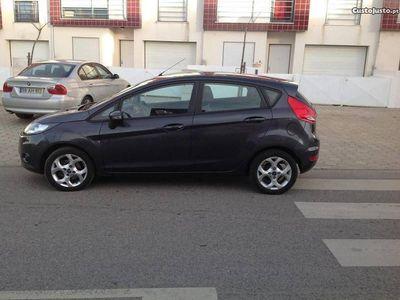 usado Ford Fiesta 1.25 -