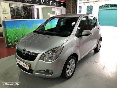 usado Opel Agila 1.3 CDTi Enjoy (75cv) (5p)