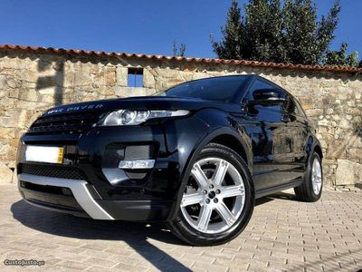 used Land Rover Range Rover evoque 2.2 TD4 Dynamic Aut