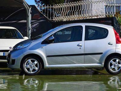 usado Peugeot 107 1.0 Black&Silver -