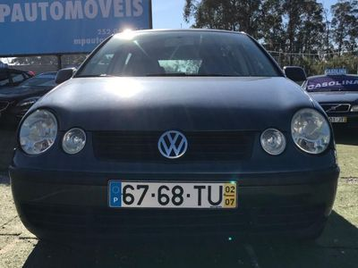 usado VW Polo 1.2 gasolina 5p