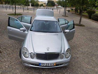 usado Mercedes E270 Avangard