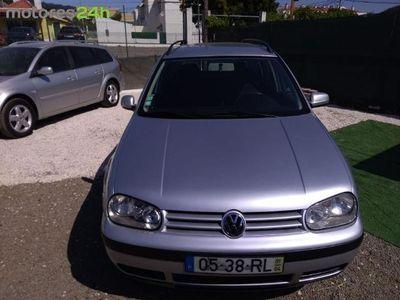 usado VW Golf Variant 1.6 Confortline JE+AC