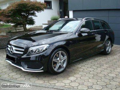 brugt Mercedes C200 CDI AMG 136CV