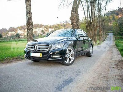 usado Mercedes CLS250 ClasseCDi BlueEfficiency
