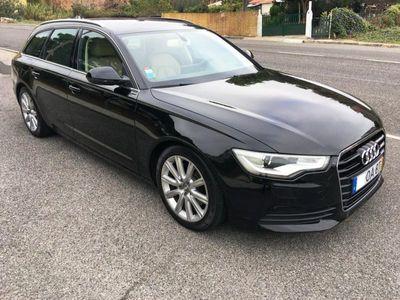 brugt Audi A6 Avant 3.0 TDi V6 Exclusive Multitronic