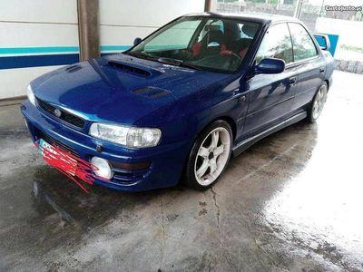 usado Subaru Impreza Wrx - 98