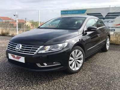 usado VW CC 2.0 TDi BlueMotion (170cv) (4p)