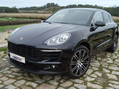 usado Porsche Macan S S