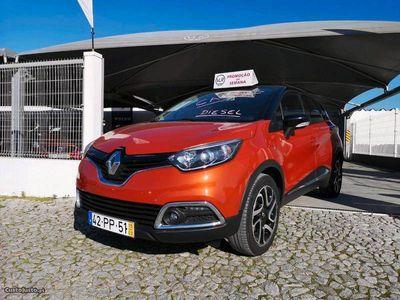 usado Renault Captur 1.5DCI EXCLUSIVE
