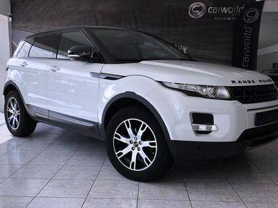 usado Land Rover Range Rover evoque Sport Camera GPS