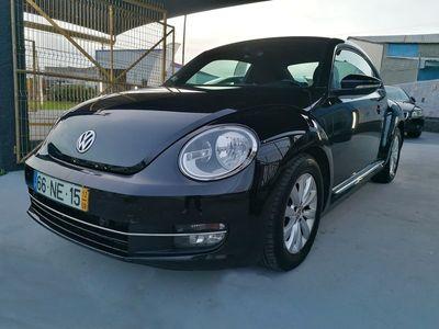 usado VW Beetle New1.6Tdi 105cvNacional