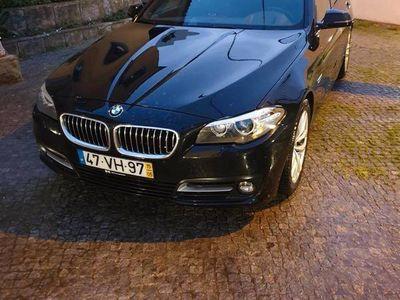 usado BMW 520 D Touring 190cv