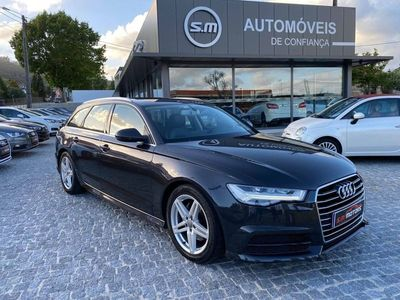 usado Audi A6 Avant 2.0 TDI S-Tronic Advance Sport