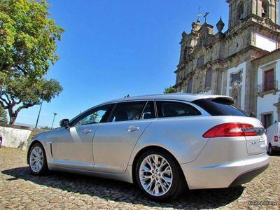 usado Jaguar XF Sportbreak 2.2 163CV