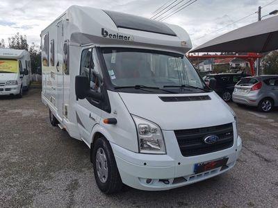 usado Ford Transit Benimar Tessoro 400 2.2 140cv