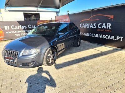 usado Audi A3 1.9 Tdi Sport S-Line / camara / GPS / full extras