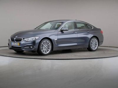 usado BMW 420 Gran Coupé 4 Serie d Line Luxury Auto