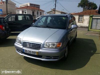 usado Hyundai Trajet 2.0 CRDi GLS