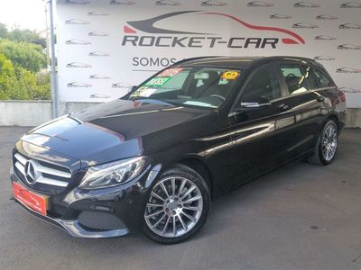 used Mercedes C200 Station Bluetec AUTO Avantgard