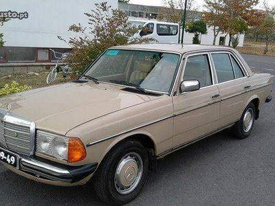 usado Mercedes 240 Classico
