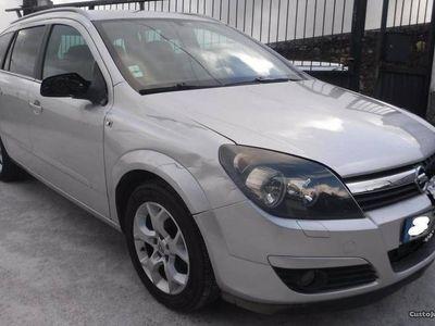 used Opel Astra 1.7 CDTI salvado