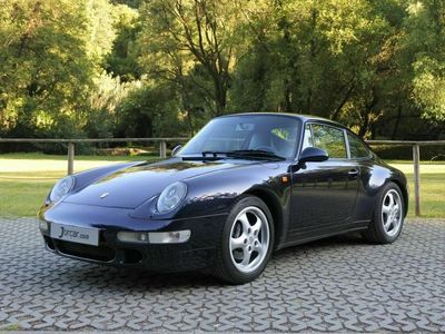 usado Porsche 911 Carrera 9932