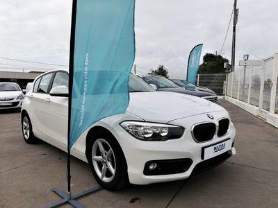 usado BMW 116 D EfficientDynamics Line Sport