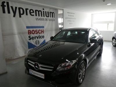 gebraucht Mercedes C200 d BlueTec Avantgarde Auto