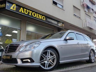 usado Mercedes E250 CDI STATION AMG NACIONAL