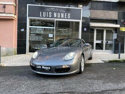 usado Porsche Boxster 2.7 60000 KMS CX 6 V
