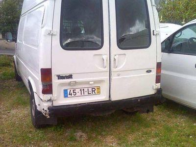 brugt Ford Transit 120 Van Tecto Alto
