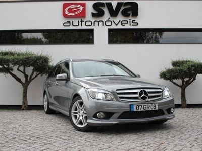 usado Mercedes C220 CDI AVANTGARDE + AMG Nacional