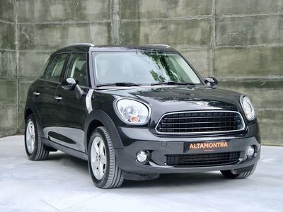 used Mini One D Countryman One D