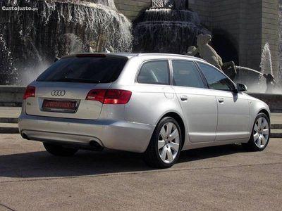 usado Audi A6 Avant 2.0 TDI Sline -