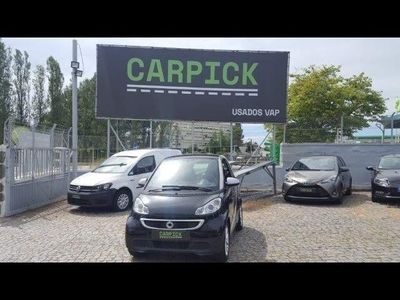 gebraucht Smart ForTwo Coupé 0.8 cdi Passion 54