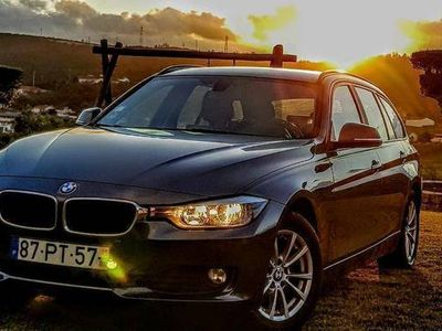 brugt BMW 318 Touring Exclusive Auto
