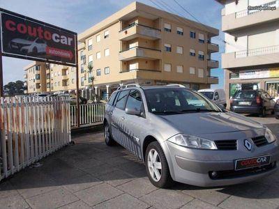 usado Renault Mégane 1.5 Dci Com Revisao