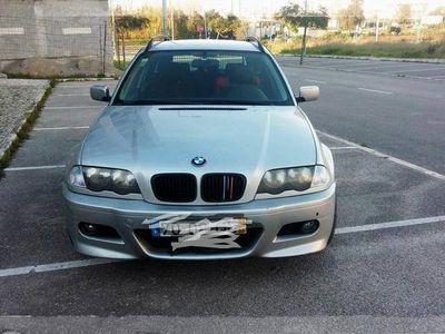 usado BMW 320 Serie 3 turing -