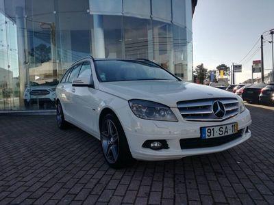 usado Mercedes C220 C220CDI STATION