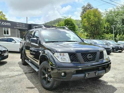 usado Nissan Navara Pilot 2.5 DCi 170 CV auto