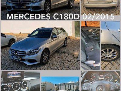 usado Mercedes C180 Bluetec